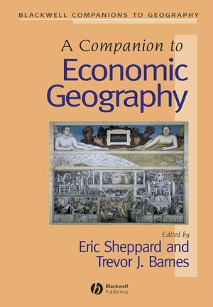 A Companion to Economic Geography (0470692723) cover image