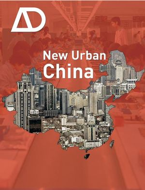 New Urban China (0470751223) cover image