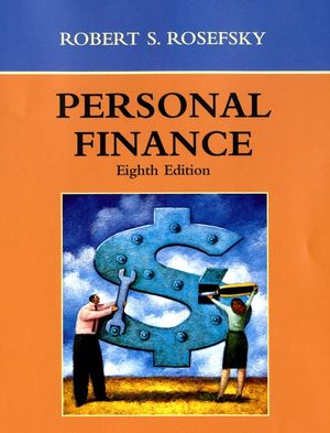 Personal Finance, 8th Edition (0471393223) cover image