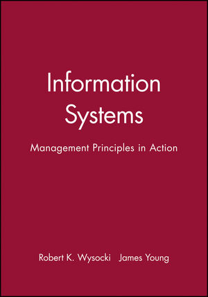 Information Systems: Management Principles in Action (0471603023) cover image