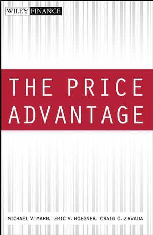 The Price Advantage (0471690023) cover image