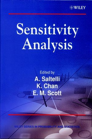 Sensitivity Analysis: Gauging the Worth of Scientific Models (0471998923) cover image