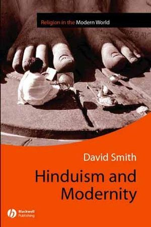 Hinduism and Modernity (0631208623) cover image