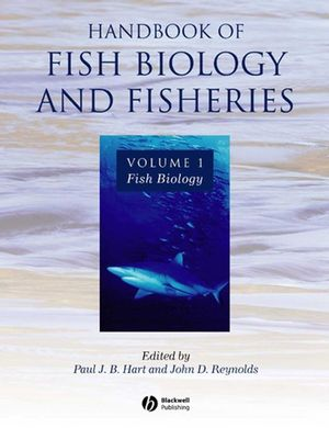 Handbook of Fish Biology and Fisheries, Volume 1 (0632054123) cover image