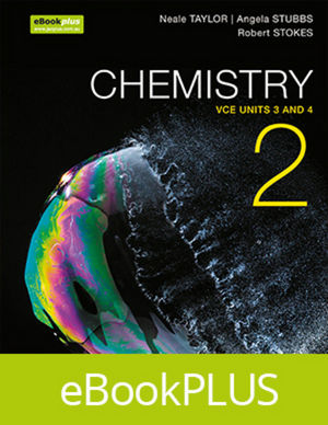 Chemistry 2 VCE Units 3 and 4 eBookPLUS (Online Purchase) + StudyOn VCE Chemistry Units 3 and 4 3e (Online Purchase)