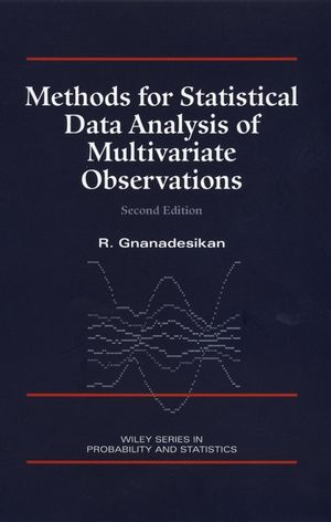 Methods for Statistical Data Analysis of Multivariate Observations, 2nd Edition (1118030923) cover image