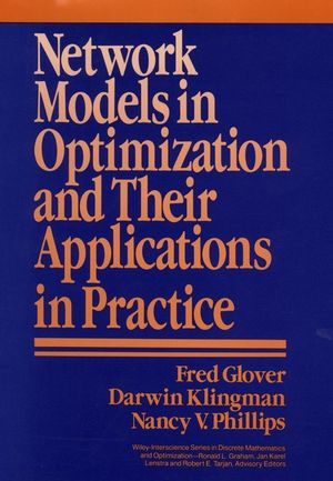 Network Models in Optimization and Their Applications in Practice (1118031423) cover image