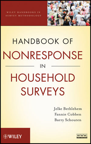 Handbook of Nonresponse in Household Surveys (1118102223) cover image