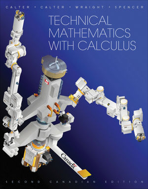 Technical Mathematics with Calculus, 2nd Canadian Edition
