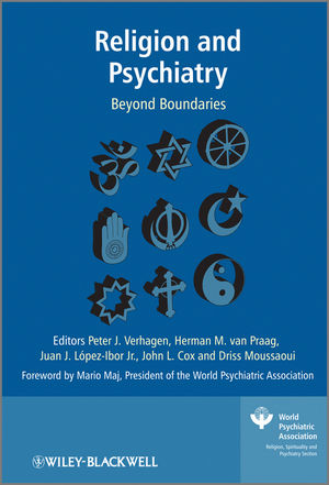 Religion and Psychiatry: Beyond Boundaries (1118378423) cover image