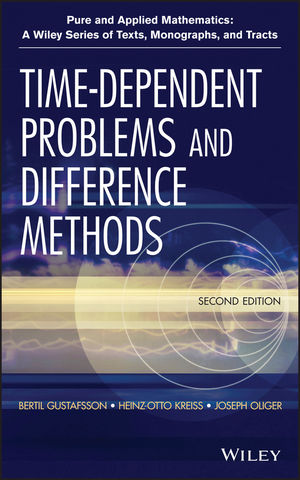Time-Dependent Problems and Difference Methods, 2nd Edition (1118548523) cover image