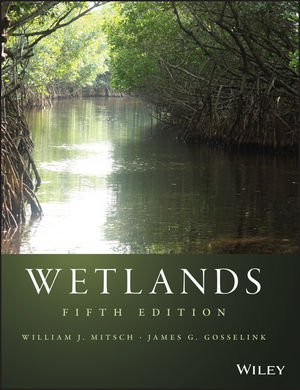Wetlands, 5th Edition (1118676823) cover image