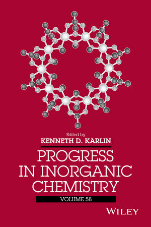 Progress in Inorganic <span class='search-highlight'>Chemistry</span>, Volume 58
