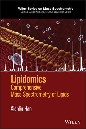 Lipidomics: Comprehensive Mass Spectrometry of Lipids (1118893123) cover image