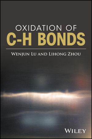 Oxidation of C-H Bonds (1119092523) cover image