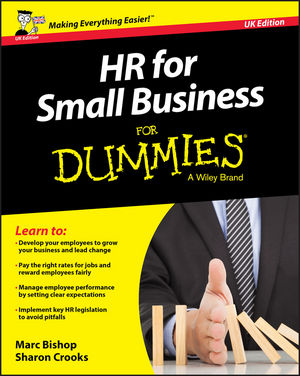 HR for Small Business For Dummies - UK, UK Edition