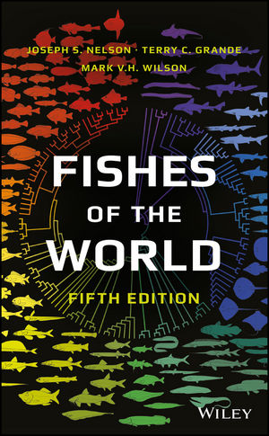 Fishes of the World, 5th Edition (1119220823) cover image