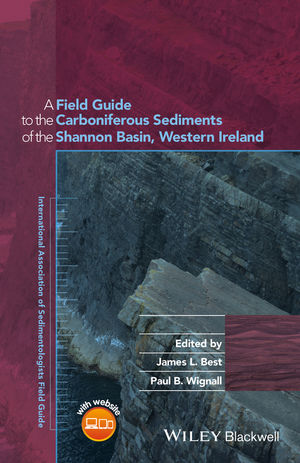 A Field Guide to the Carboniferous Sediments of the Shannon Basin, Western Ireland (1119257123) cover image