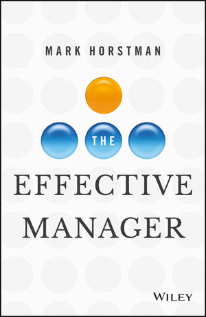 The Effective Manager (1119286123) cover image