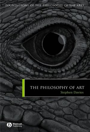 The Philosophy of Art (1405120223) cover image