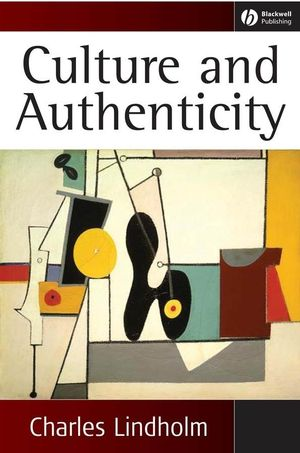 Culture and Authenticity (1405124423) cover image