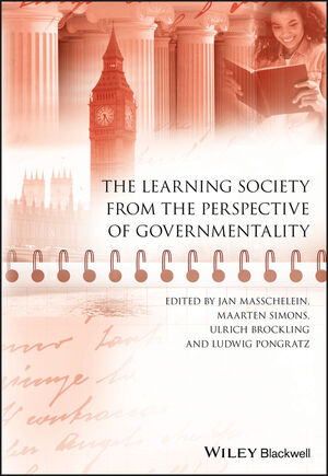 The Learning Society from the Perspective of Governmentality (1405156023) cover image