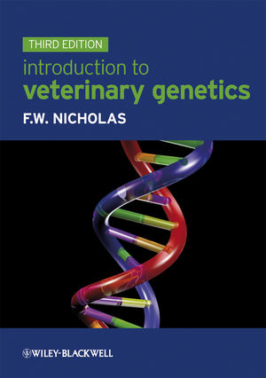 Introduction to Veterinary Genetics, 3rd Edition