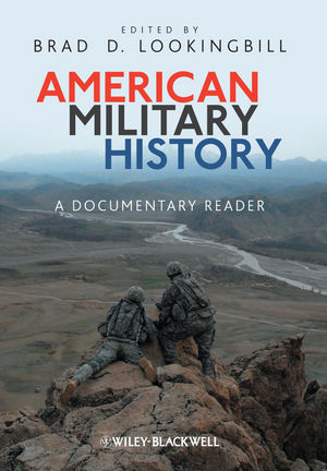 American Military History: A Documentary Reader (1405190523) cover image