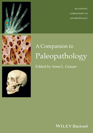 A Companion to Paleopathology (1444345923) cover image