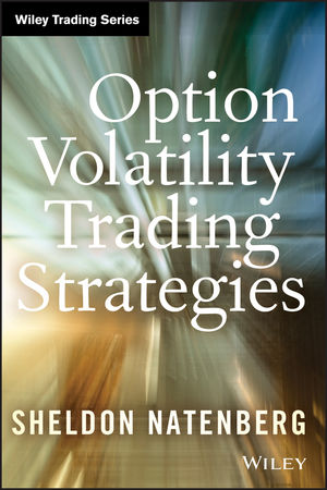 Option volatility pricing advanced trading strategies and techniques by sheldon natenberg pdf