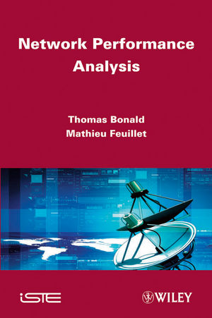 Network Performance Analysis (1848213123) cover image