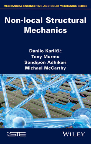 Non-local Structural Mechanics (1848215223) cover image