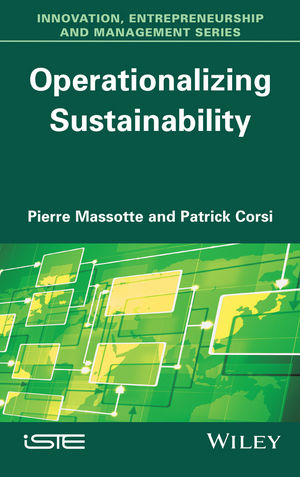 Operationalizing Sustainability