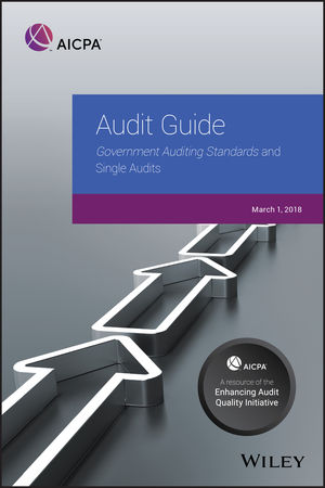 Audit Guide: Government Auditing Standards and Single Audits 2018