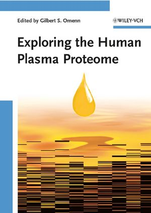 Exploring the Human Plasma Proteome (3527609423) cover image
