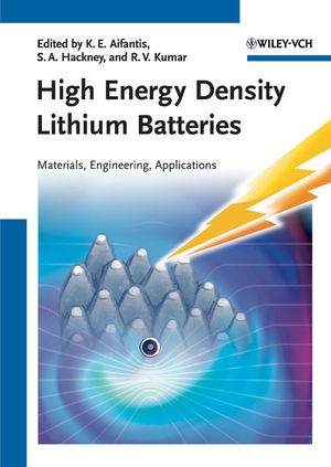 High Energy Density Lithium Batteries: Materials, Engineering, Applications