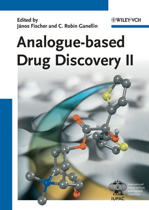 Analogue-based Drug Discovery II (3527632123) cover image