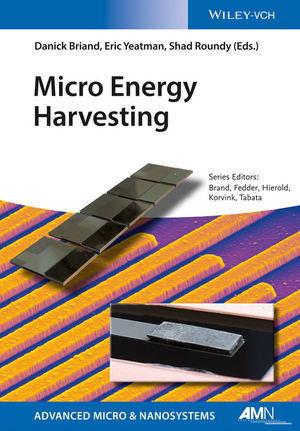 Micro Energy Harvesting (3527672923) cover image