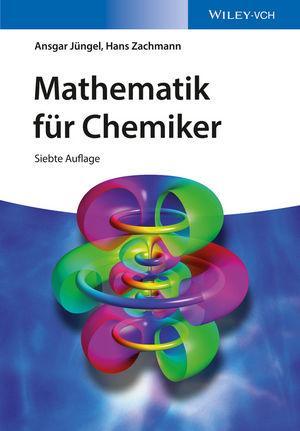 Mathematik für Chemiker, 7. Auflage (3527675523) cover image