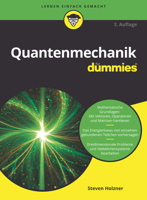 Quantenmechanik fur Dummies, 3rd Edition