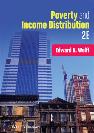 Poverty and Income Distribution, 2nd Edition (EHEP001023) cover image