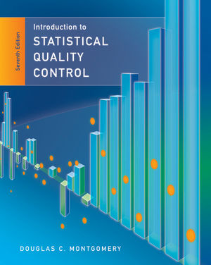 Introduction to Statistical Quality Control, 7th Edition (EHEP002023) cover image