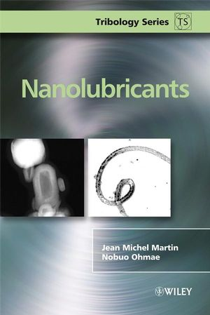 Nanolubricants (0470065524) cover image