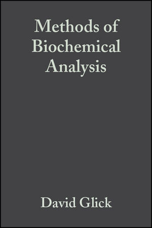 Methods of Biochemical Analysis, Volume 11