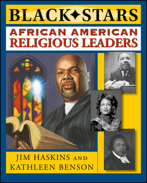 African American Religious Leaders (0470231424) cover image