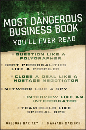 The Most Dangerous Business Book You
