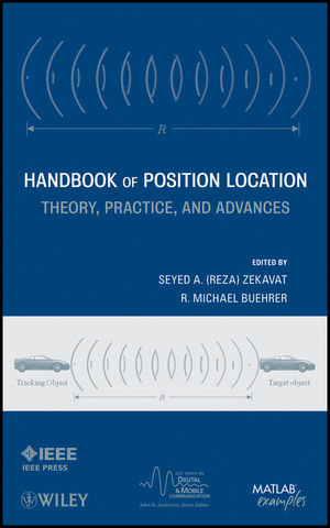 Handbook of Position Location: Theory, Practice and Advances (0470943424) cover image