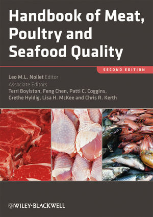 Handbook of Meat, Poultry and Seafood Quality, second edition (0470958324) cover image