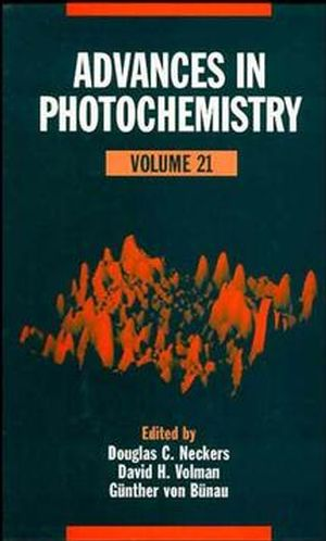 Advances in Photochemistry, Volume 21
