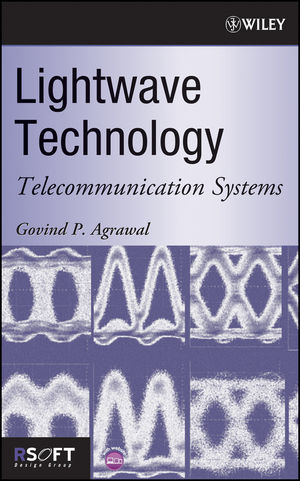 Lightwave Technology: Telecommunication Systems (0471215724) cover image